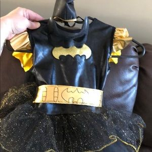 Other - Batgirl tutu costume